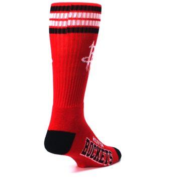 Image of Houston Rockets Men's Athletic Crew Socks (side-1-back-21)