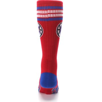 Image of Los Angeles Clippers Men's Athletic Crew Socks (back-18)