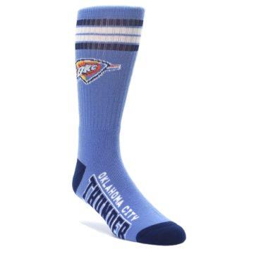Oklahoma-City-Thunder-Mens-Athletic-Crew-Socks-FBF