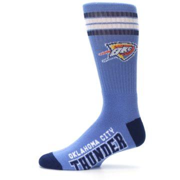 Image of Oklahoma City Thunder Men's Athletic Crew Socks (side-2-11)