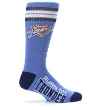 Image of Oklahoma City Thunder Men's Athletic Crew Socks (side-1-24)