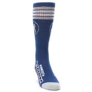 Image of Minnesota Timberwolves Men's Athletic Crew Socks (side-1-front-03)