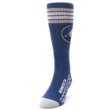 Image of Minnesota Timberwolves Men's Athletic Crew Socks (side-2-front-06)