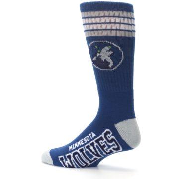Image of Minnesota Timberwolves Men's Athletic Crew Socks (side-2-13)