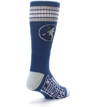 Image of Minnesota Timberwolves Men's Athletic Crew Socks (side-1-back-21)