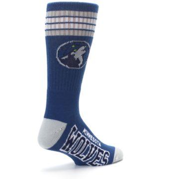 Image of Minnesota Timberwolves Men's Athletic Crew Socks (side-1-back-22)