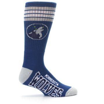 Image of Minnesota Timberwolves Men's Athletic Crew Socks (side-1-24)