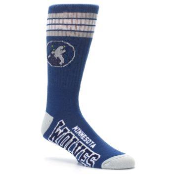 Image of Minnesota Timberwolves Men's Athletic Crew Socks (side-1-26)