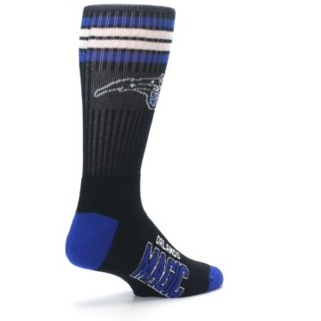 Image of Orlando Magic Men's Athletic Crew Socks (side-1-back-21)