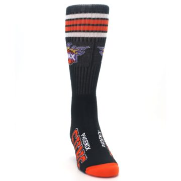 Image of Phoenix Suns Men's Athletic Crew Socks (side-1-front-03)