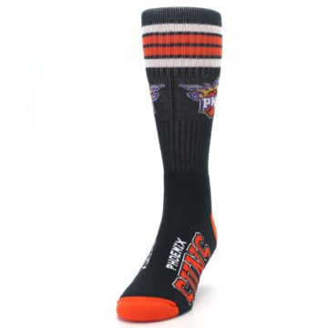 Image of Phoenix Suns Men's Athletic Crew Socks (side-2-front-06)