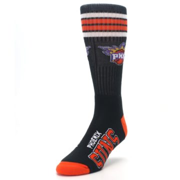 Image of Phoenix Suns Men's Athletic Crew Socks (side-2-front-07)