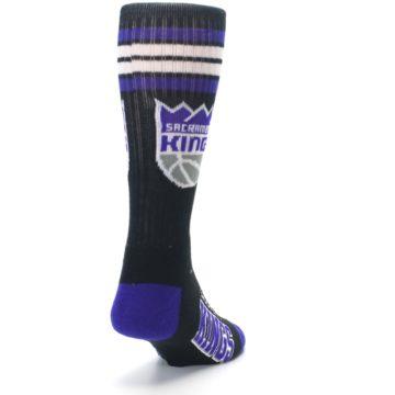 Image of Sacramento Kings Men's Athletic Crew Socks (side-1-back-20)