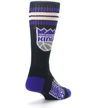 Image of Sacramento Kings Men's Athletic Crew Socks (side-1-back-21)