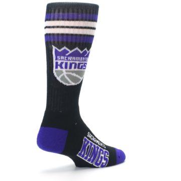 Image of Sacramento Kings Men's Athletic Crew Socks (side-1-back-22)