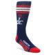 Image of Washington DC Wizards Men's Athletic Crew Socks (side-1-front-01)