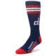 Image of Washington DC Wizards Men's Athletic Crew Socks (side-2-front-08)