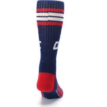 Image of Washington DC Wizards Men's Athletic Crew Socks (back-19)