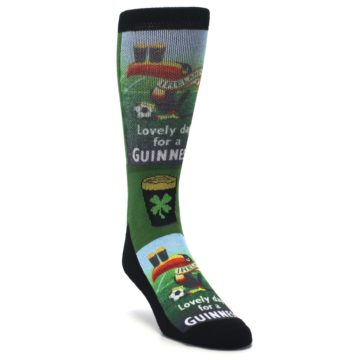 Image of Lovely day for a Guinness Men's Casual Socks (side-1-front-02)