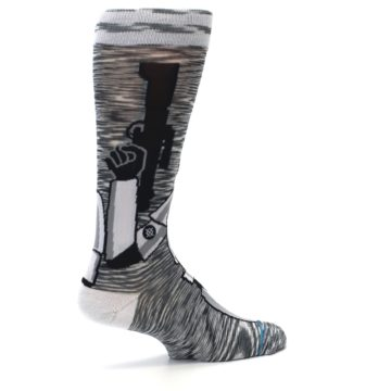 Image of Empire Storm Trooper Star Wars Men's Casual Socks (side-1-23)