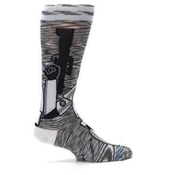 Image of Empire Storm Trooper Star Wars Men's Casual Socks (side-1-24)