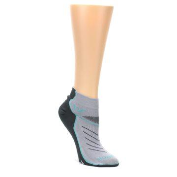 MEDIUM-Gray-Mint-Vibe-Womens-Ankle-Athletic-Socks-Swiftwick