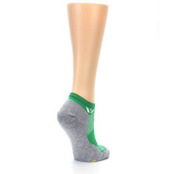 Image of Gray Green Maxus Women's No-Show Athletic Socks (side-1-back-22)