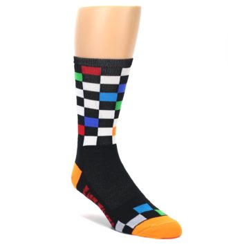 DeFeet Fast Times Performance Cycling Socks for Men