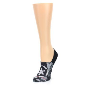 Image of Black Empire Sky Star Wars Women's No Show Liner Socks (side-2-front-08)