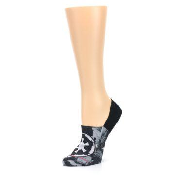 Image of Black Empire Sky Star Wars Women's No Show Liner Socks (side-2-09)