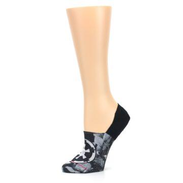 Image of Black Empire Sky Star Wars Women's No Show Liner Socks (side-2-10)