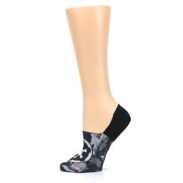 Image of Black Empire Sky Star Wars Women's No Show Liner Socks (side-2-11)