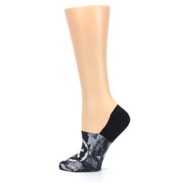 Image of Black Empire Sky Star Wars Women's No Show Liner Socks (side-2-12)