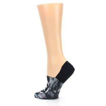 Image of Black Empire Sky Star Wars Women's No Show Liner Socks (side-2-13)