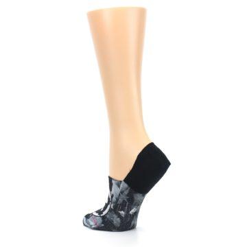 Image of Black Empire Sky Star Wars Women's No Show Liner Socks (side-2-back-14)