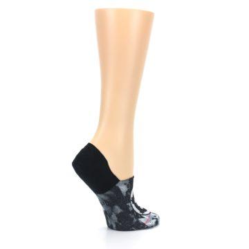Image of Black Empire Sky Star Wars Women's No Show Liner Socks (side-1-23)