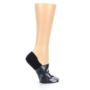 Image of Black Empire Sky Star Wars Women's No Show Liner Socks (side-1-24)