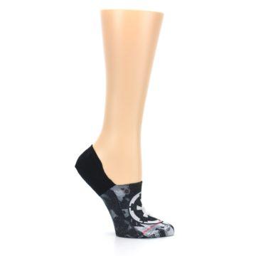 Image of Black Empire Sky Star Wars Women's No Show Liner Socks (side-1-25)