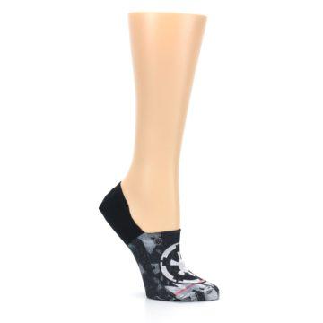 Image of Black Empire Sky Star Wars Women's No Show Liner Socks (side-1-26)