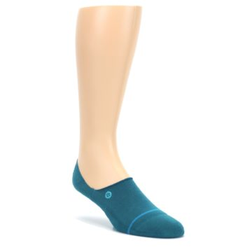Teal-Gamut-Mens-No-Show-Liner-Socks-STANCE