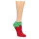 Image of Fruit Women's Ankle Sock 6 Pairs (front-05)