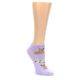 Image of Forest Critter Animals Women's Ankle Sock 6 Pairs (side-1-front-02)
