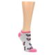 Image of Forest Critter Animals Women's Ankle Sock 6 Pairs (side-1-front-03)