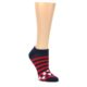 Image of Stars and Stripes Women's Ankle Sock 6 Pairs (side-1-front-01)