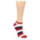 Image of Stars and Stripes Women's Ankle Sock 6 Pairs (side-1-front-03)