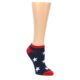 Image of Stars and Stripes Women's Ankle Sock 6 Pairs (front-05)