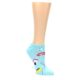Image of Dogs Bark and Bones Women's Ankle Sock 6 Pairs (side-1-front-03)