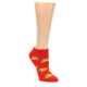 Image of Junk Foodie Women's Ankle Sock 6 Pairs (side-2-front-06)