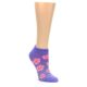 Image of Tropical Fun in the Sun Women's Ankle Sock 6 Pairs (side-1-front-01)