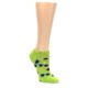 Image of Tropical Fun in the Sun Women's Ankle Sock 6 Pairs (side-1-front-02)